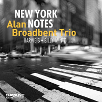 Album New York Notes by Alan Broadbent