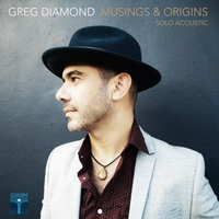 Album Musings & Origins by Greg Diamond