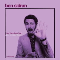 Album Ben There, Done That [Live Around The World] by Ben Sidran