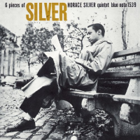 "Read ""Horace Silver: Six Pieces of Silver – Blue Note 1539"""