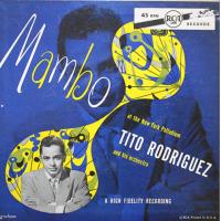Tito Rodriguez: Mambo Madness