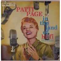 Patti Page: Land of Hi-Fi
