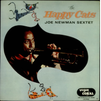 Joe Newman: Happy Cats