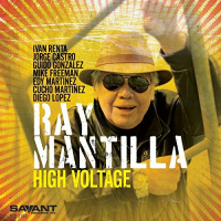 Ray Mantilla: High Voltage
