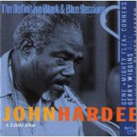 John Hardee: Lost Tenor