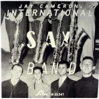 Jay Cameron: Sax Band, 1955