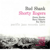 Bud Shank: Shorty Rogers, 1954