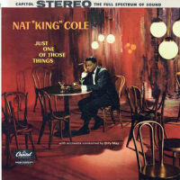 Nat King Cole and Frankie Laine