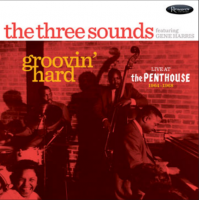 Three Sounds: Groovin' Hard