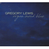 Gregory Lewis: Organ Monk Blue