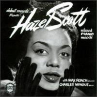 Album Relaxed Piano Moods by Hazel Scott