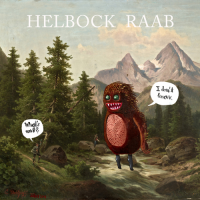 Album Raab/Helbock Duo by David Helbock