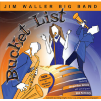 Album Bucket List by Jim Waller