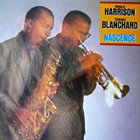 Album Nascence by Donald Harrison