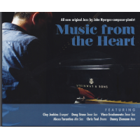 Album Music From The Heart by John Nyerges