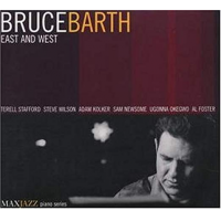 Album East And West by Bruce Barth