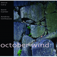 Album OCTOBER WIND VOL. 2 by Andrea Centazzo