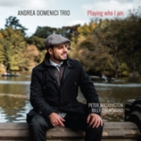 Andrea Domenici Trio: Playing Who I Am