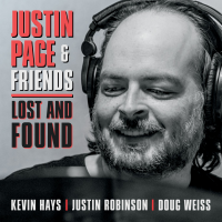 Album Lost and Found by Justin Page
