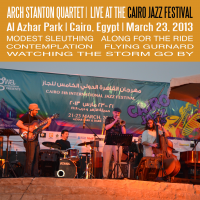 Album Live At The Cairo Jazz Festival by Terry Gordon