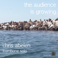 Album The audience is growing by Chris Abelen