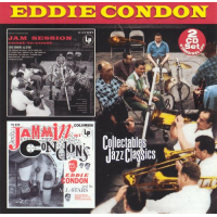 Jam Session Coast To Coast/Jammin' at Condon's by Eddie Condon