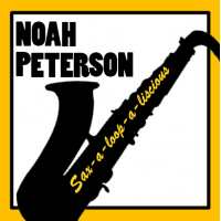 Album Sax-a-Loop-a-Liscious by Noah Peterson