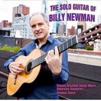 Album The Solo Guitar of Billy Newman by Billy Newman