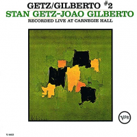 Album Getz/Gilberto #2 by Stan Getz
