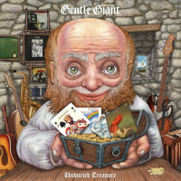 Unburied Treasure by Gentle Giant