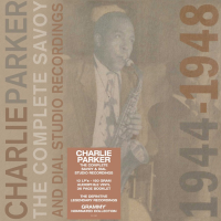Album The Complete Savoy Dial Recordings by Charlie Parker