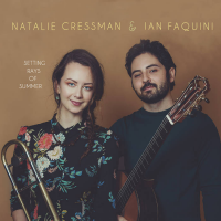 Album Setting Rays Of Summer by Natalie Cressman