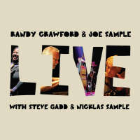 Album Live by Joe Sample