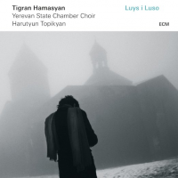 Album Luys I Luso by Tigran Hamasyan