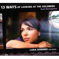 Album 13 Ways of Looking at the Goldberg by Lara Downes
