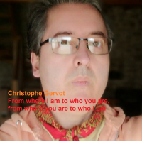 Album From where I am to who you are, from where you are to who I am by Christophe Gervot
