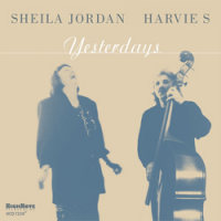 Album Yesterdays by Sheila Jordan