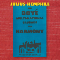 Album The Boyé Multi-National Crusade For Harmony by Julius Hemphill