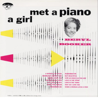 Album A Girl Met A Piano by Beryl Booker