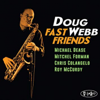 Album Fast Friends by Doug Webb