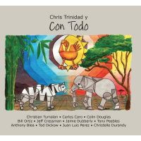 "Read ""Chris Trinidad y Con Todo"" reviewed by Chris M. Slawecki"