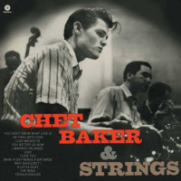 Chet Baker and Strings by Chet Baker