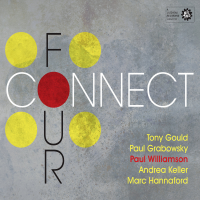 Album Connect Four by Paul Williamson