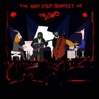 Album At the Zoo by The Next Step Quintet