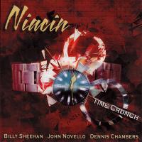 Album Time Crunch by Niacin