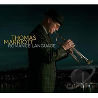Album Romance Language by Thomas Marriott