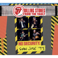 Album From The Vault: No Security, San Jose '99 (2CD + SD Blu Ray) by The Rolling Stones