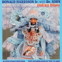Album Indian Blues by Donald Harrison