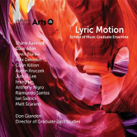 School Of Music Graduate Ensemble: Lyric Motion