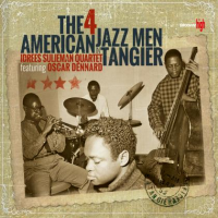 The 4 American Jazz Men in Tangier